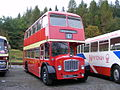 York West Yorkshire bus YDX221 (NWU 265D), 2008 Aire Valley Running Day (2).jpg