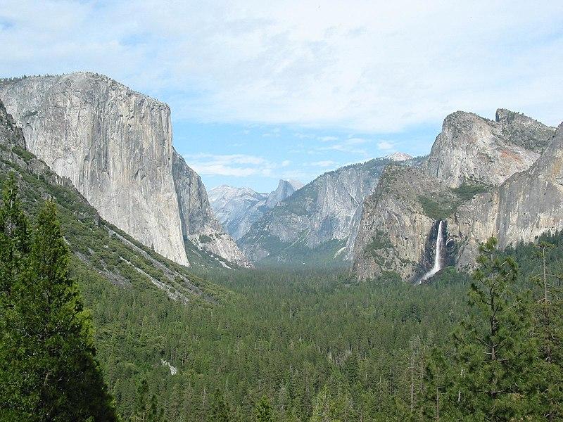 File:Yosemite Valley observation.jpg