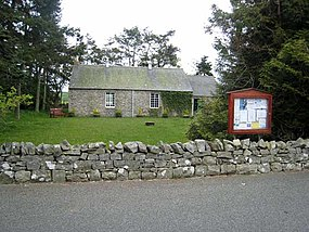 Ythanbank Village Hall - geograph.org.uk - 829108.jpg