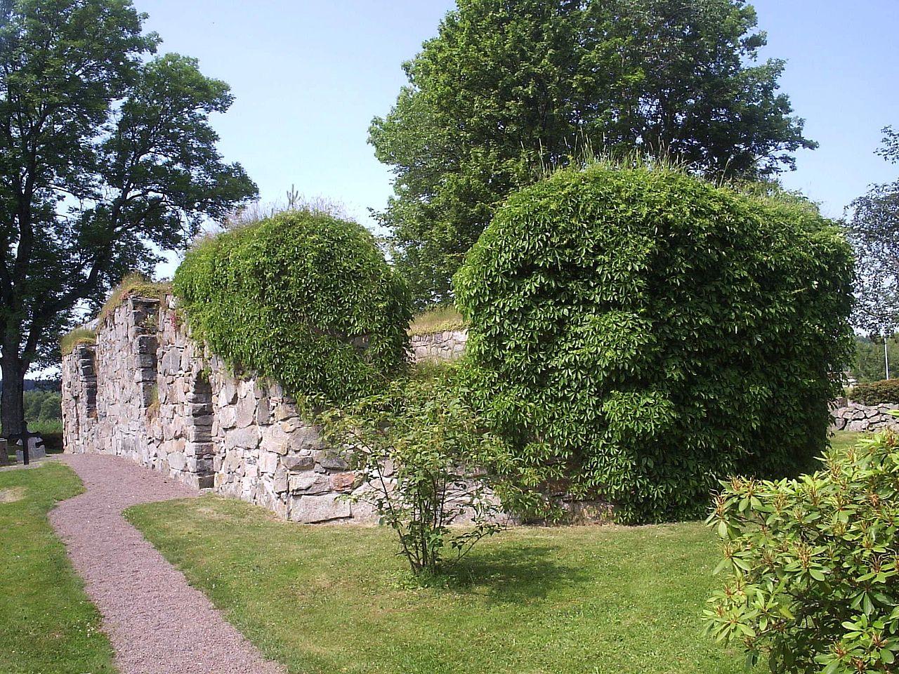 Stenkltt berg och neolitisk boplats i Ytterby - Kunglvs kommun