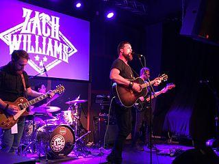 Zach Williams (musician)