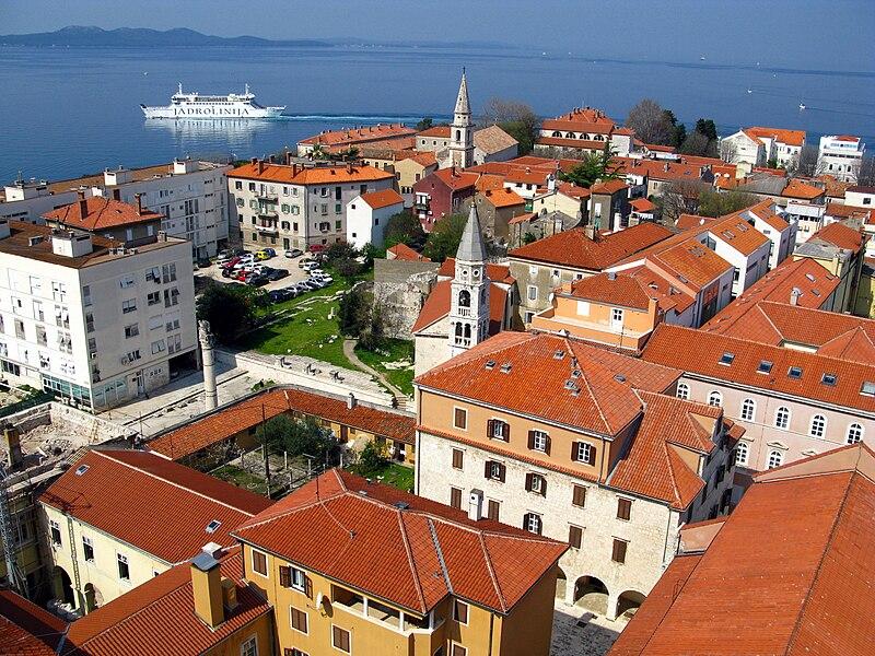 Fil:Zadar Kathedrale St. Anastasia 04.jpg