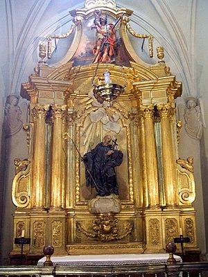 Zaragoza - La Seo 26 - Capilla de San Benito de Nursia