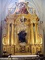 Zaragoza - La Seo 26 - Capilla de San Benito de Nursia.JPG