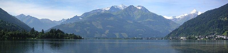 File:Zeller See Zell Am See.jpg