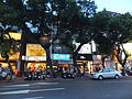Zhongzheng Road, Shilin District, Taipei 20120722a.jpg