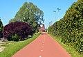 Zicht van de Waalbandijk op de Laan van Oost-Indië, Batavia, Nijmegen.jpg