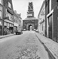 Zijlpoort, overzicht vanaf stadszijde - Leiden - 20133756 - RCE.jpg