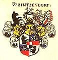 Zinzendorf Freiherr (Graf) Wappen Siebmacher023.jpg