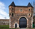 Zons Germany South-gate-castle-Friedestrom-02.jpg