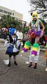 Zulu Parade on Basin Street New Orleans Mardi Gras 2013 by Miguel Discart 19.jpg