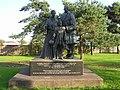 """""""American"""" Memorial, Larne - geograph.org.uk - 954785.jpg"""