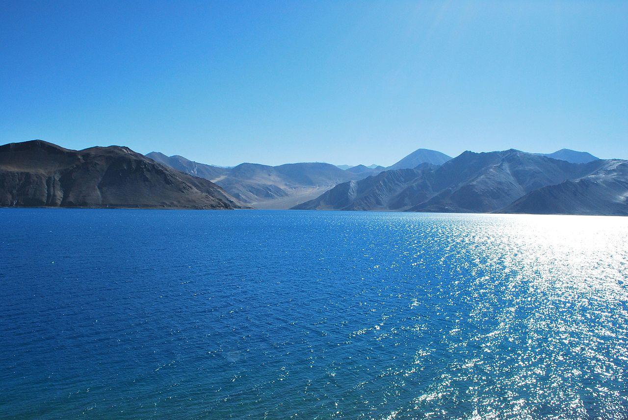 "File:""long, narrow, enchanted lake"", also referred to as ..."