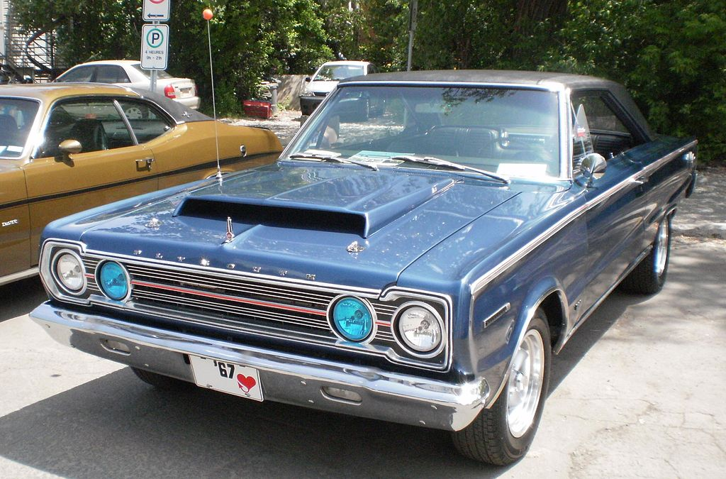 Canadian Made Chevelle Beaumont  Dr Post Model Car