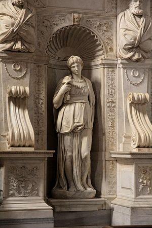 Leah (sculpture) - Leah