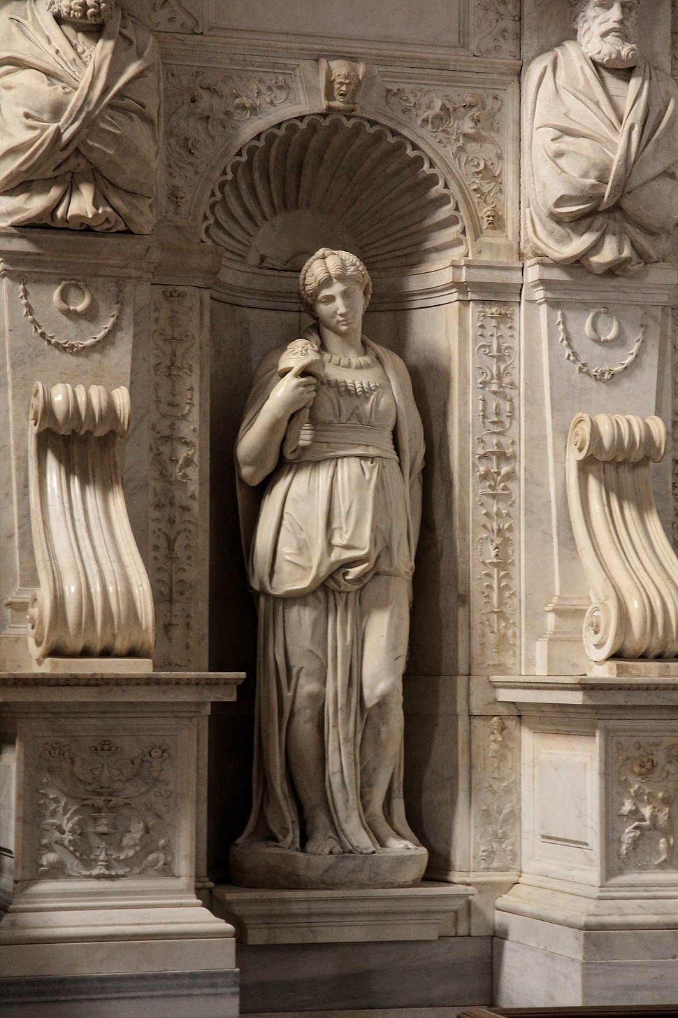 'Moses' by Michelangelo JBU090
