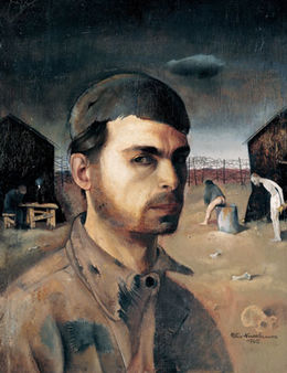 'Self-portrait' by Felix Nussbaum.jpg