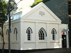 Christian Israelite Church - Christian Israelite Church in Sydney, Australia
