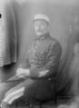 (Amand) Pinsard (capitaine aviateur de l'armée française) - (photographie de presse) - (Agence Rol).png