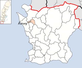 Åstorp Municipality Municipality in South Sweden, Sweden