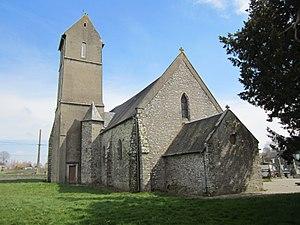 Église Saint-Laurent du Mesnil-Rogues