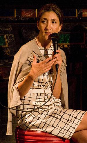Íngrid Betancourt - Betancourt in September 2010