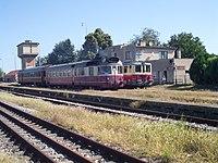 Čata railcars 830 850.JPG