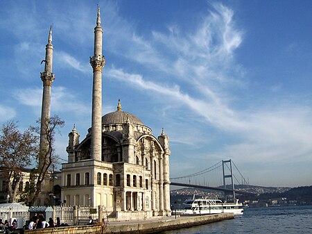 مسجد أورطاكوي