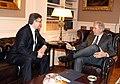 Συνάντηση ΥΠΕΞ Δ. Αβραμόπουλου με Γεν. Γραμματέα ΟΣΕΠ (8079668536).jpg