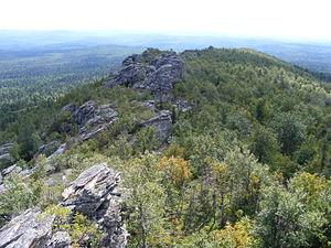 Basegi Nature Reserve - Basegi Zapovednik