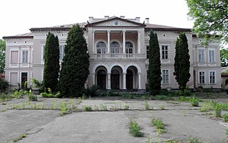 Badeni - Image: Буськ. Палац графа Бадені