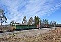 ВЛ10К-946, Россия, Челябинская область, перегон Ай - Тундуш (Trainpix 194476).jpg