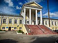 Валожын, флігель палаца Тышкевічаў, foto 3.JPG