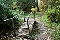 Декоративный мостик. Ботанический сад.Одесса.JPG