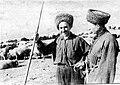 Заведующий овцеводческой фермой колхоза им.Ленина Сунженского района.jpg