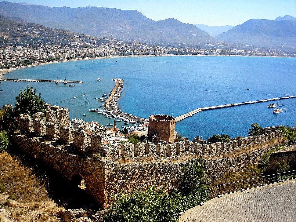 Крепость Аланья