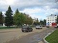 Круговое движение на площади Мира (Ржев).jpg