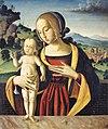 Невядомы мастак. Мадонна з дзіцем. Пачатак XVI стагоддзя.jpg