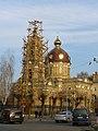 Нікольська церква Бердичів вул. Європейська, 2.JPG