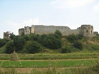 Nadvirna - Pniv Castle