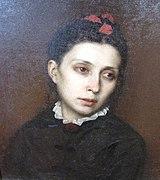 Портрет жены (Пелагея Силиванович)