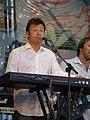 Сергей Чекрыжов на концерте в Донецке 6 июня 2010 года 011.jpg
