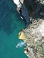 Скалистое побережье Атлеша, Тарханкут, Крым 2.jpg