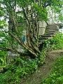 Сортавала, Кухавуори, водонапорная башня, вид 2.jpg