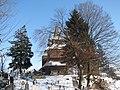 Церква Святого Духа (Рогатин) - вигляд з цвинтаря.JPG
