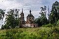 Церковь Николая Чудотворца в Кузьмино (1831).jpg