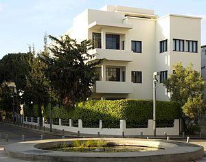 Bauhaus - The Bauhaus Museum, Tel Aviv