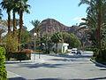 منظر من داخل فندق هليتون طابا.JPG