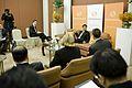 สัมภาษณ์นายกฯ นายกรัฐมนตรี กล่าวสุนทรพจน์เปิดงานและต - Flickr - Abhisit Vejjajiva (2).jpg
