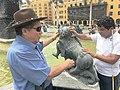 """""""En Con-Tacto con el Patrimonio""""; Recorridos Histórico-Culturales para personas con Discapacidad Visual"""".jpg"""